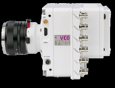 Vysokorýchlostná kamera Phantom VEO 710 - 1
