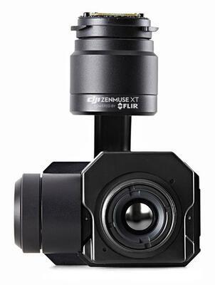 Termokamera pre drony DJI ZENMUSE XT - 1