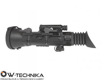 Puškohled s nočním viděním AGM Wolverine 4 - 2