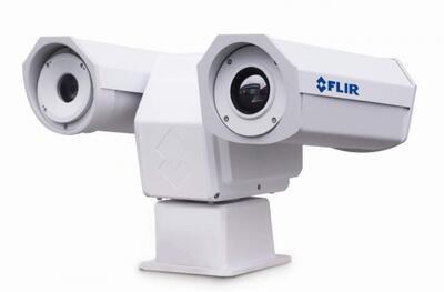 Termokamera FLIR PT-602CZ na nočné videnie - 2