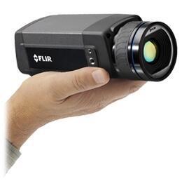 Termokamera FLIR A615 pre priemysel, vedu i výskum - 2