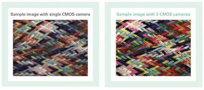 Objektív VS Technology VS-H/3CMOS 8 až 25 mm - 2