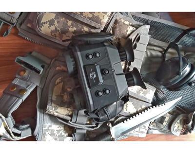 TERMO BINOKULÁR AGM EXPLORATOR FSB50-640 - 2