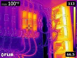 Termokamera FLIR E5 pre priemysel a stavebníctvo - 2