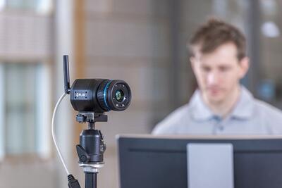 Termokamera FLIR A500-EST na screening horúčkovitých stavov - 2