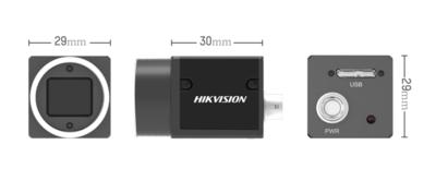 Kamera USB3.0 Area Scan MV-CA050-20UC - 2