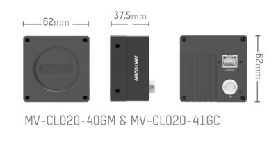 Kamera Line Scan MV-CL020-41GC - 2
