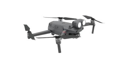 Kombo dron s termokamerou pre poľovníkov a koscov - 2