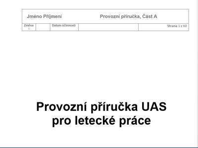 Prevádzková príručka pre DJI Mavic PRO - 2