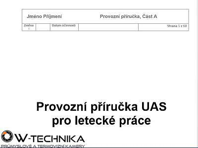 Prevádzková príručka pre DJI Phantom 4 PRO - 2