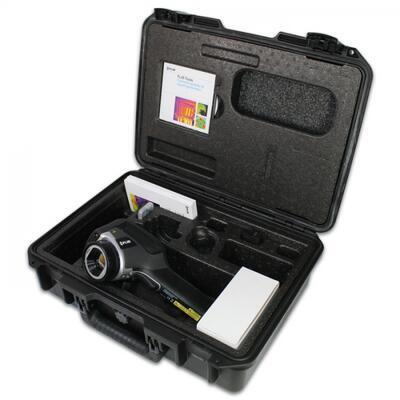 Termokamera FLIR E60 pre priemysel a stavebníctvo - 2