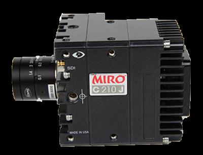 Vysokorýchlostná kamera Phantom C210J - 2