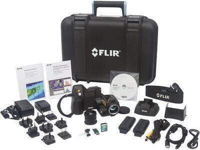 Termokamera FLIR T420bx pre stavebníctvo - 2