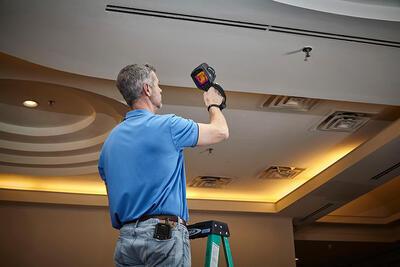 Termokamera FLIR E86 pre priemysel a stavebníctvo - 2