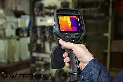 Termokamera FLIR E96 pre priemysel a stavebníctvo - 2