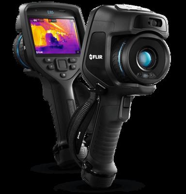 Termokamera FLIR E85 pre priemysel a stavebníctvo - 2