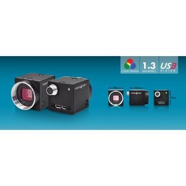 Priemyselná kamera Flir-PointGrey Flea3 1.3 MP farebná/čiernobiela USB3 Vision - 2
