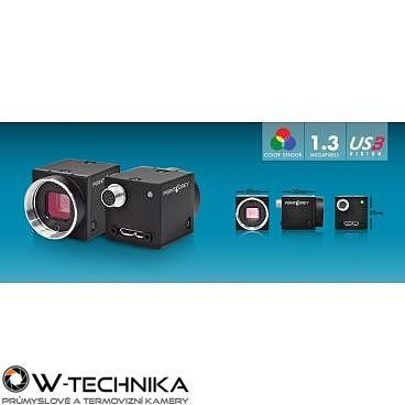 Priemyselná kamera Flir-PointGrey Flea3 1.3 MP Mono USB3 Vision - 2
