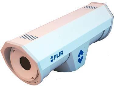 Termokamera FLIR F-Series vhodná na bezpečnostné aplikácie - 2