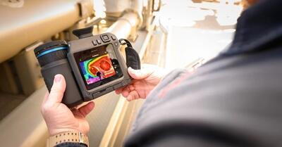 Termokamera FLIR GF77 pre detekciu únikov plynov - 2