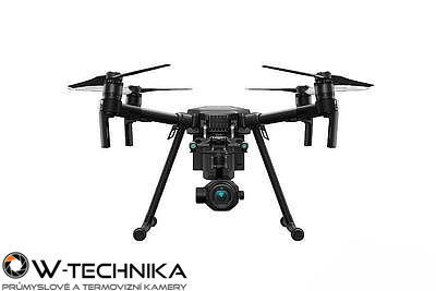 Zostava: termokamera DJI ZENMUSE XT2 & dron DJI M200 V2.0 - 2