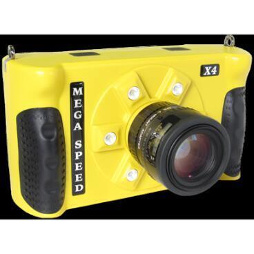 Vysokorýchlostná kamera Mega Speed HHC-X4 PRO - 2