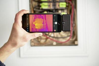 Termokamera FLIR ONE Pro – pre mobilné telefóny Apple iPhone (s iOS) - 2