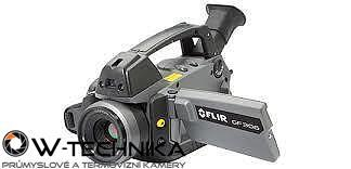 Termokamera FLIR GF335 pre detekciu plynov - 2