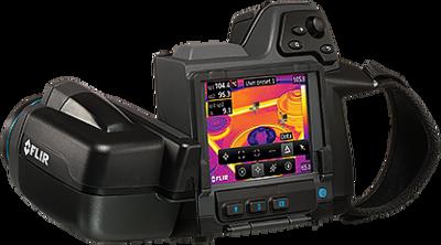 Termokamera FLIR T460 pre stavebníctvo a priemysel - 2