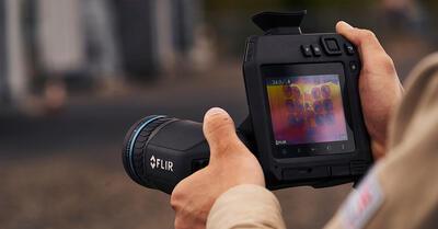 Termokamera FLIR T860 pre stavebníctvo i priemysel - 2