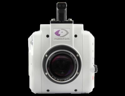 Vysokorýchlostná kamera Phantom v2640 - 2