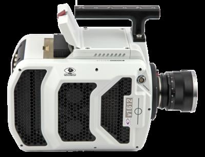 Vysokorýchlostná kamera Phantom v2512 - 2