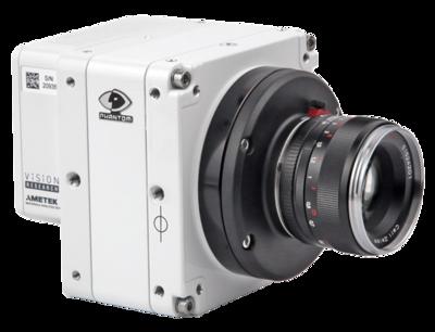 Vysokorýchlostná kamera Phantom VEO4K PL-RLS - 2