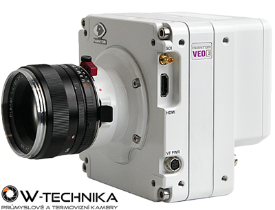 VVysokorýchlostná kamera Phantom VEO-E 340L - 2