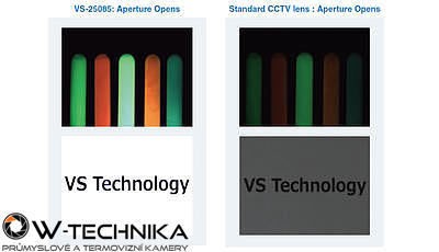 Objektív VS Technology VS-085 25 až 50 mm - 2
