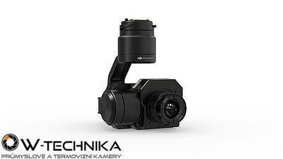 Termokamera pre drony DJI ZENMUSE XT - 2