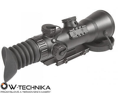Puškohled s nočním viděním AGM Wolverine 4 - 3