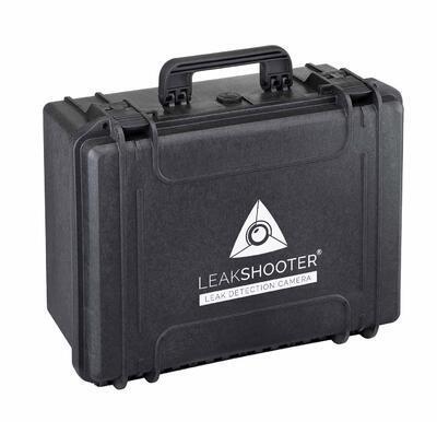 Leakshooter LKS1000 akustická kamera pre detekciu úniku plynov - 3