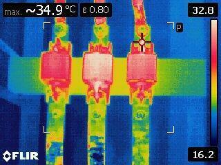 Termokamera FLIR E6xt pre priemysel a stavebníctvo - 3