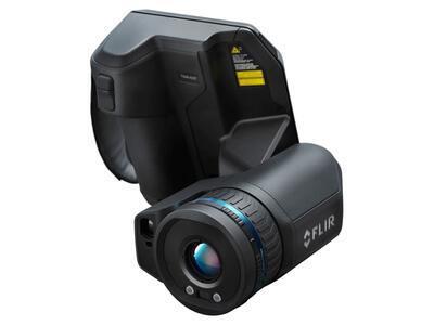 Termokamera FLIR T540-EST na screening horúčkovitých stavov - 3