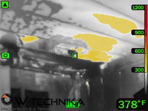 Termokamera FLIR K45 pre hasičov - 3