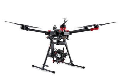 Dron DJI M600 - 3