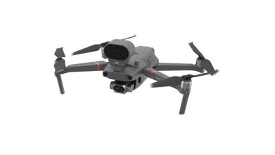 Kombo dron s termokamerou pre poľovníkov a koscov - 3
