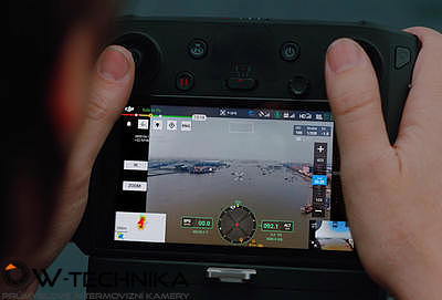 DJI ZENMUSE H20 – Hybridná kamera na dron DJI M300 RTK - 3