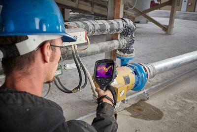 Termokamera FLIR E96 pre priemysel a stavebníctvo - 3