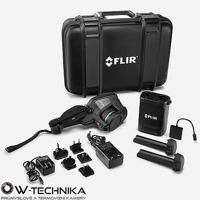 Termokamera FLIR E95 pre priemysel a stavebníctvo - 3