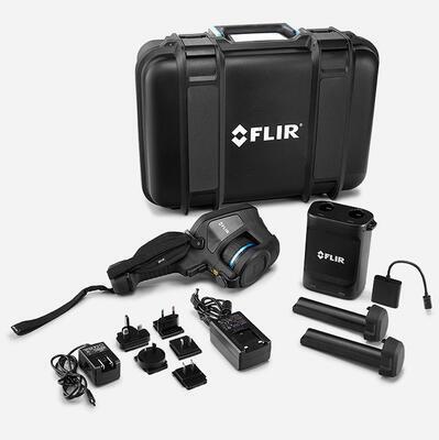 Termokamera FLIR E85 pre priemysel a stavebníctvo - 3