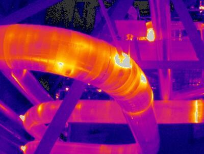 Termokamera FLIR T640 na prediktívnu údržbu a pre stavebníctvo - 3