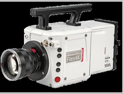Vysokorýchlostná kamera Phantom Flex4K GS - 3