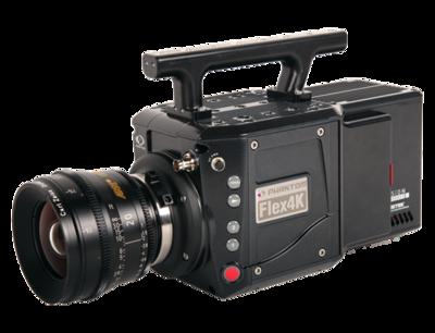 Vysokorýchlostná kamera Phantom Flex4K - 3